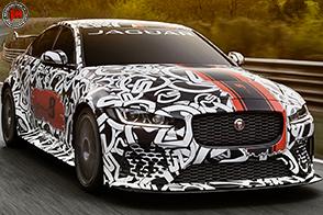 La nuova Jaguar XE SV Project 8 stupisce al Nurburgring!