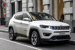 Design e tecnologia intuitiva per la nuova Jeep Compass