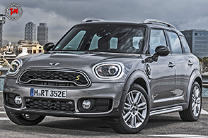 MINI Cooper S E Countryman ALL4 : una ibrida dal carattere green