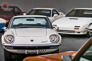 50 anni di rotativo, 50 anni di Mazda Cosmo Sport