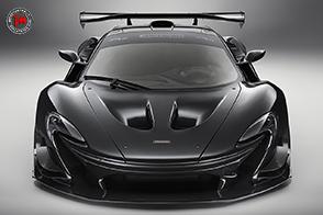 McLaren P1 LM: frantuma al Nurburgring ogni record!