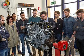 Mopar forma giovani talenti dell'Università degli Studi di Roma Tre