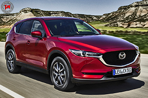 Nuova Mazda CX-5 : una gustosa anteprima in terra spagnola