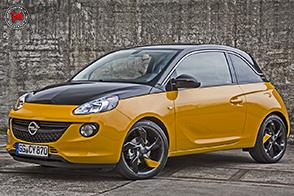 In Europa arriva la nuova Opel Adam Black Jack
