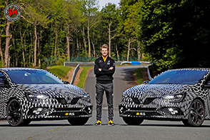 Al Gran Premio F1 di Monaco svelata la nuova Renault Megane R.S.