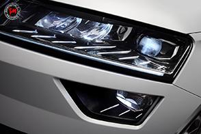 Skoda svela nuove immagini del suo nuovo SUV: il Karoq