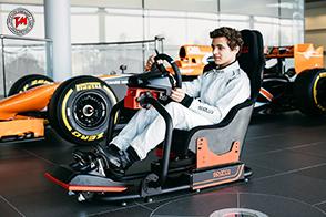 Sparco e McLaren di nuovo insieme nel motorsport