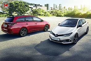 Toyota Auris Black Edition : sicurezza, stile e tecnologia