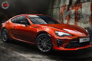 Prestazioni e grinta per la nuova Toyota GT86 Orange Limited Edition