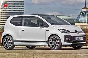 Peso ridotto e motore turbo caratterizzano la nuova Volkswagen up! GTI