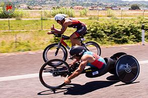 Buona la prima per Alessandro Zanardi alla Ironman 70.3 Italy