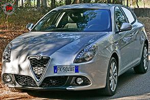 Alfa Romeo Giulietta 1.6 JTDm 120 CV Super: spirito sportivo!