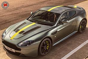 Aston Martin Vantage AMR: un V8 ed un V12 da paura!