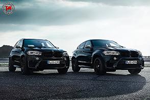 Per le BMW X5 ed X6 M arrivano le Black Fire Edition