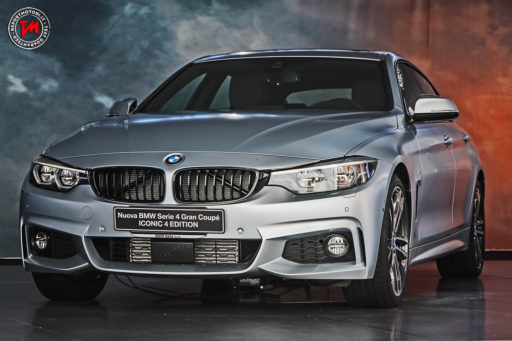 BMW Serie 4 Iconic Edition