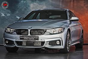 BMW Serie 4 Iconic Edition: la metamorfosi M Sport