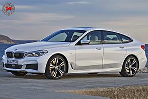 Nuova BMW Serie 6 Gran Turismo: comfort di viaggio di una berlina di alta classe