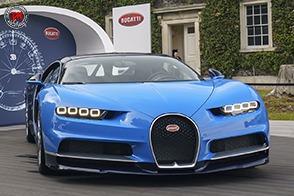 A Goodwood, Bugatti da oltre 9 mila cavalli!
