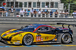 Alla 24 Ore di Le Mans Ferrari firma una tripletta nella categoria GTE-Am