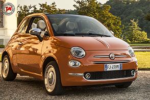 Fiat 500 Anniversario: una serie speciale per il 60esimo compleanno