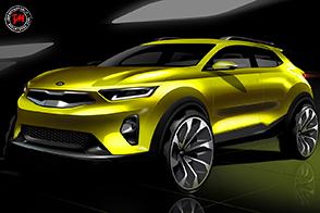 Un nuovo crossover dall'anima audace: anteprima della nuova Kia Stonic