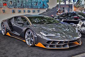La Lamborghini Centeranio al Goodwood Festival of Speed