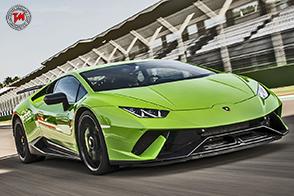 Vendite record per Lamborghini nel primo semestre 2017