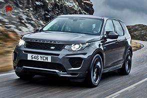 Sulla nuova Land Rover Discovery Sport arriva la motorizzazione Ingenium