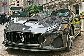 Maserati GranTurismo Model Year 2018