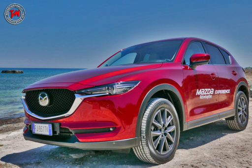 Mazda #drivetogether Experience, Nuova CX-5, mazda cx-5, cx-5