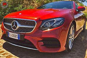 Mercedes-Benz Classe E Coupé 220 CDi: tecnologia rivoluzionaria!