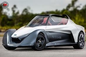 Sportivissima a zero emissioni: Nissan BladeGlider