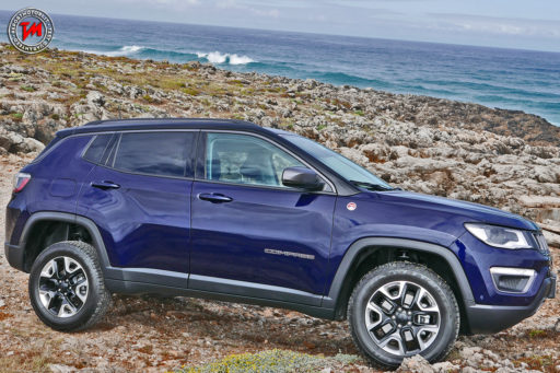 jeep, jeep compass, nuova jeep compass, nuova compass, test drive jeep compass
