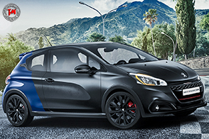 208 GTi by Peugeot Sport conquista il premio Evo Car of the Year