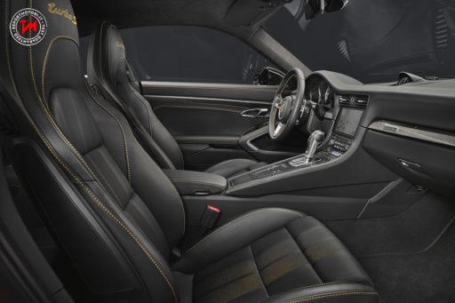 porsche, porsche 911,porsche 911 turbo,porsche 911 turbo s, Porsche 911 Turbo S Exclusive Series