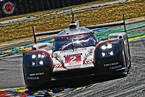 Diciannovesima vittoria di Porsche alla 24 ore di Le Mans