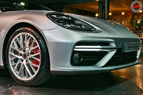 Anteprima nazionale Porsche Panamera Sport Turismo