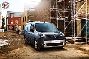 Per il nuovo Renault Kangoo Z.E. oltre 270 chilometri di autonomia