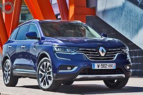 Nuovo Koleos, arriva nel segmento D l'alto di gamma di Renault