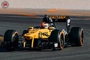 Conclusi i test di Robert Kubica sul circuito di Valencia con una Renault F1