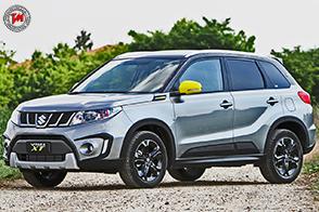 Colorazione esclusiva per la serie limitata Suzuki Vitara XT