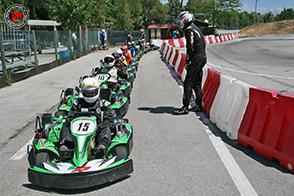 """TKB """"Parco dei Motori"""" di La Chiusa: Donzelli vince il 6° Round"""