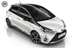 Toyota Yaris ha ottenuto le 5 stelle Euro NCAP