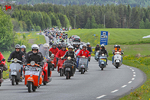 Vespa World Days 2017: prende il via la 11esima edizione a Celle