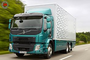Volvo FE: 350 cavalli per una portata per asse fino a nove tonnellate