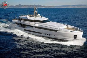 Wider 150 Bartali: uno yacht realizzato interamente in alluminio