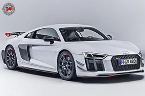 Audi Sport Performance Parts R8: operazione full carbon!