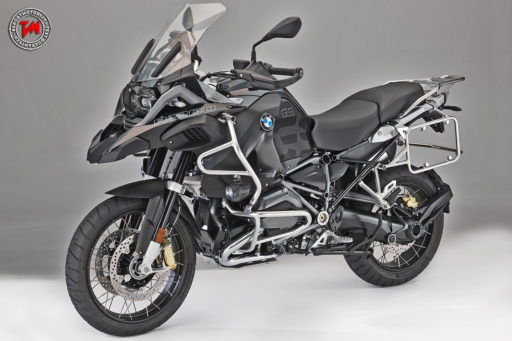 BMW R 1200 GS Adventure Model Year 2018