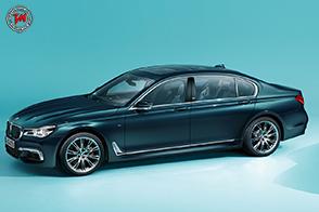 """BMW Serie 7 """"40 Years Edition"""": esclusività e tradizione!"""