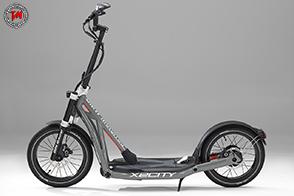 Mobilità a zero emissioni su due ruote con il BMW Motorrad X2City